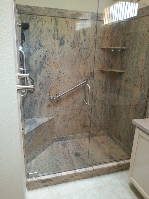 Superieur Cultured Marble Showers